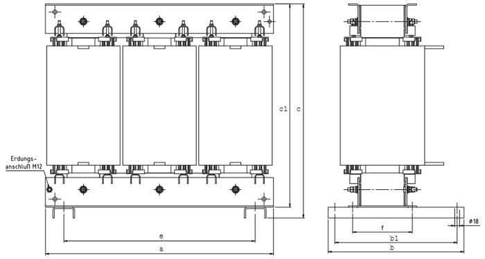 DTFSP graphic 2 - Three-phase autotransformer