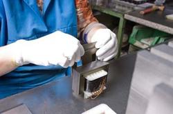 sheet metal core